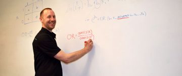 Betting on excellence: Mike Marin wins UBC Killam Teaching prize
